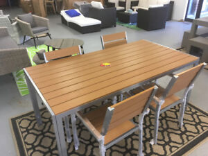 Patio Furniture clearance - outdoor wicker sets, dining sets