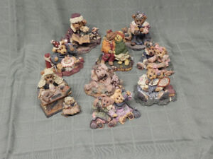 Boyd's Bear Resin Figurines - Assorted $ 20.00 ea
