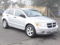 Dodge Caliber 2.0TD S, 2006, 6 Months AA Warranty, 1 Years Mot
