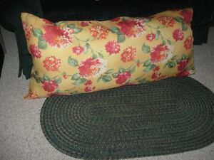 overstuffed cushion for  lounge or whatever Peterborough Peterborough Area image 1