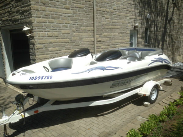 Used 2003 Sea Doo/BRP Challenger 2000