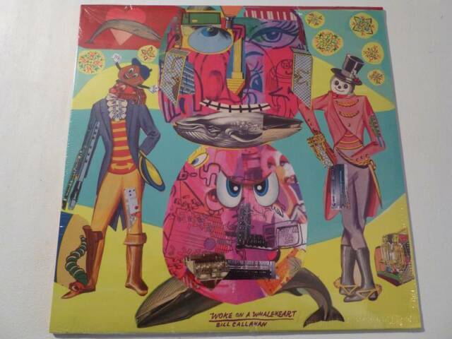 BILL CALLAHAN - Woke on a Whaleheart **US-Vinyl-LP**NEW**