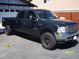 2004 Ford F-350 Superduty