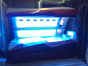 Ergoline Excellence 800 Tanning Bed
