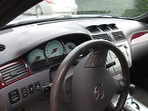 2005 Toyota Solara SLE CONVERTIBLE