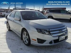 2010 Ford Fusion Sport  - Leather Seats -  Bluetooth -  SYNC - $