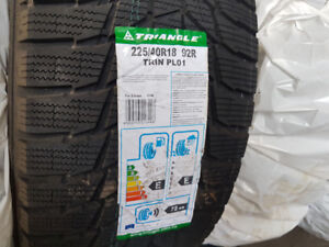 5 Winter Tires For Sale Size: 225/40R18