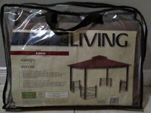 Canopy for 12x10 gazebo