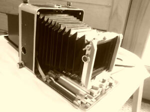 4x5 Technical Style View Camera - MPP
