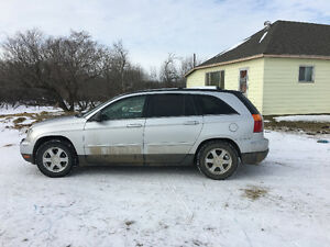 2006 Chrysler Pacifica Touring Hatchback