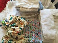Pocket nappy bundle