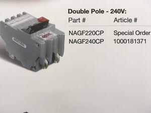 Stab-lok circuit breaker
