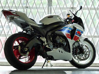 2013 SUZUKI GSX-R1000 1 MILLION COMMEMORATIVE EDITION WITH MODS