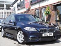 2013 BMW 5 Series 2.0 520d M Sport 4dr 4 door Saloon