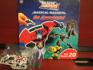 Magical Magnets: Go Autobots! (Transformers Animated Series)