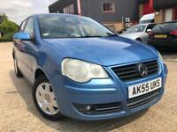 2005 Volkswagen Polo 1.2 S 5dr