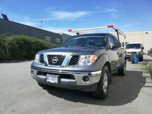 2006 Nissan Frontier pickup truck Automatic
