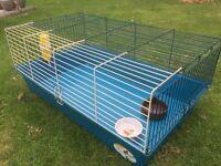 Ferplast Rabbit / Guinea Pig Indoor Cage