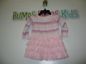 Girl's 6-9 month (Place) Dress