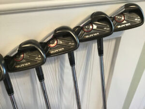 Men's Left H, Taylor Made Burner 2.0 Irons