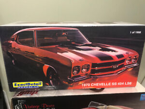 Chevrolet Chevelle SS 454 LS6 1970 Exact Detail die cast 1/18