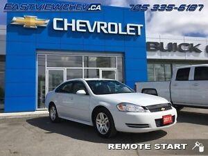 2011 Chevrolet Impala LT  - Bluetooth -  OnStar - $82.08 B/W