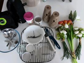 Free home starter utensils