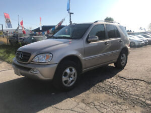 2004 Mercedes-Benz ML350 AWD - Safety QC or ON & Winter tires