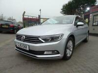 2015 Volkswagen Passat 1.6 TDI S 5dr, CLICK AND COLLECT/DELIVERY Estate Diesel M