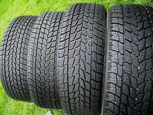 235 65 18 - TOYO OPEN COUNTRY G02 + - SNOW TIRES - SET OF 4
