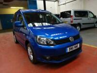 2011 Volkswagen Caddy RIDE UP FRONT CADDY C20 LIFE TDI S-A MPV Diesel Manual