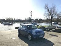 2007 Mini 1.6 Cooper 16v 3 Door Hatchback Blue