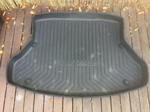 2014 HONDA CIVIC CAR MATS AND TRUNK TRAY