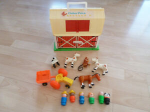 Fisher Price - ferme / farm