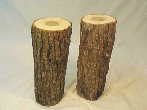 2 Fresh Cut Oregon White Oak Logs For Growing Mushrooms Oyster Shiitake & Other