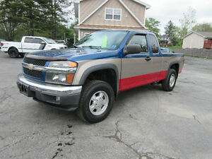 2004 Chevrolet Colorado EXT 4X4
