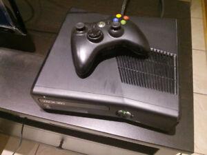 [NO BOX]Xbox 360 Slim & Games (Come test!)