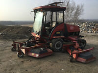 2007 Toro Groundsmaster 580 D Mower Barrie Ontario Preview