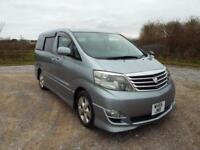 TOYOTA ALPHARD 3.0 Ltr 8 Seater MPV 2005 Petrol Automatic in Silver