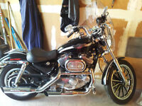 HD Sportster, 1200 cc, 2003,  4700 kms -   Scarborough