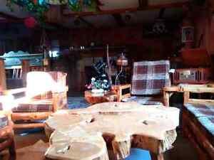 Muskoka Pine furniture