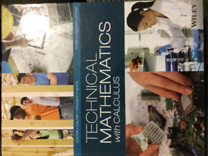Technical Mathematics with Calculus Third Ed
