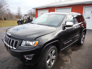 2016 Jeep Grand Cherokee Limited AWD