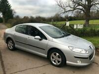 2007 Peugeot 407 2.0HDi 136 - Yes 79k - Full Service History - Free Delivery! -