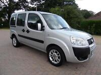 Fiat Doblo 4 Seat Gowrings Wheelchair Accessible Disabled WAV Car