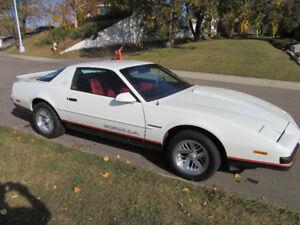 "1988 Firebird Formula ""12390 original miles"" Offers?"