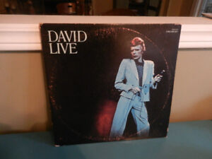 Vinyl Record/LP David Bowie Live 2LP