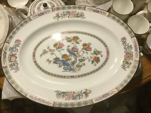 Kutani Crane Wedgewood China England NEW/Never/Used Kitchener / Waterloo Kitchener Area image 6