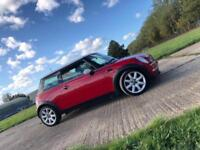 MINI HATCH COOPER Red