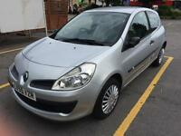 Renault Clio 1.2 16v 75 Expression COMPLETE WITH M.O.T HPI CLEAR WARRANTY INC